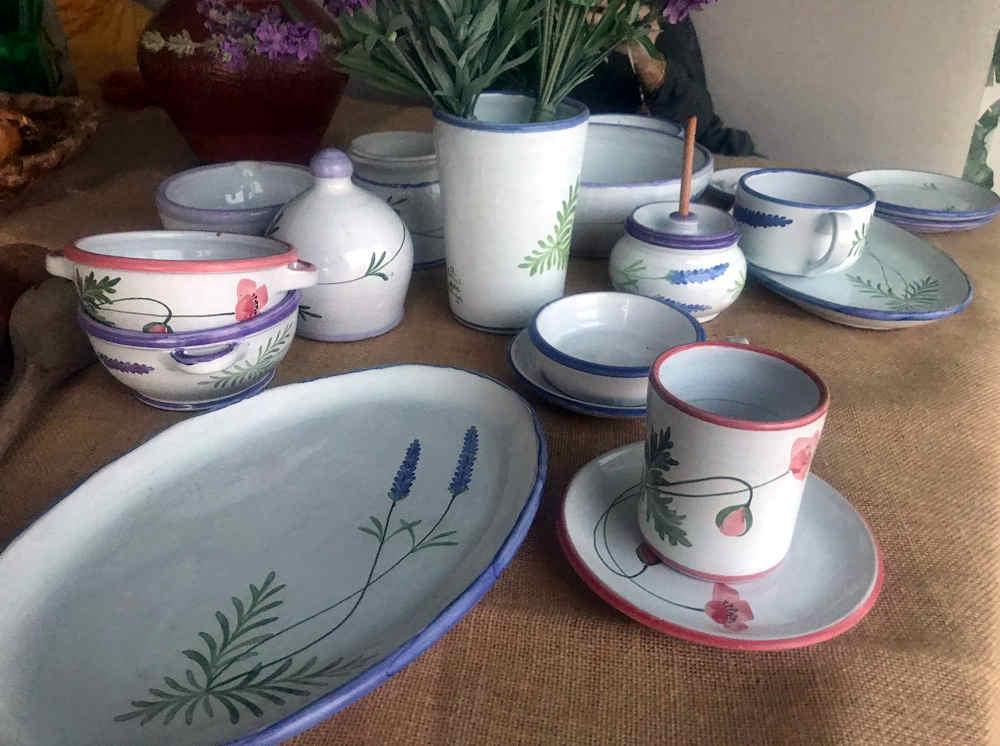 quieres regalar ceramica