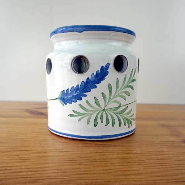 Ajera de cerámica - colección Lavender