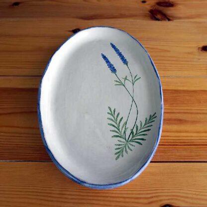 Fuente de mesa Lavender