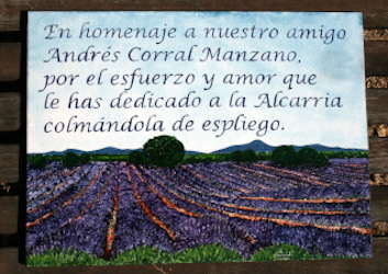 Azulejo homenaje