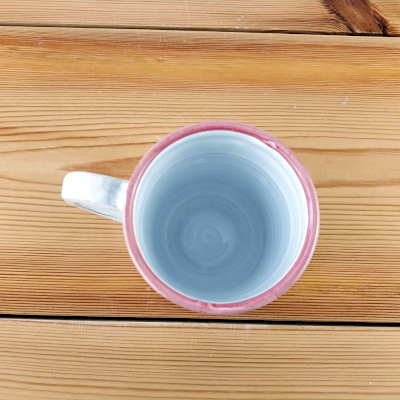 Taza de cerámica Ababol