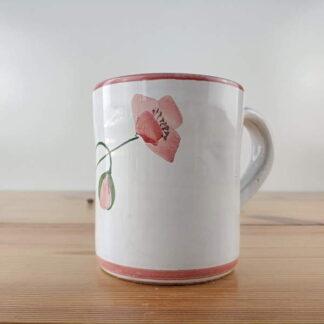 Mug de cerámica Ababol
