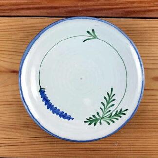 Plato ceramico 15cm diametro